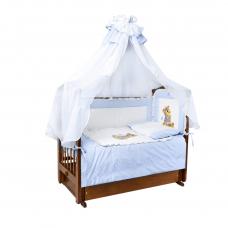 Комплект в кровать ТМ Ангелочки с аппликацией
