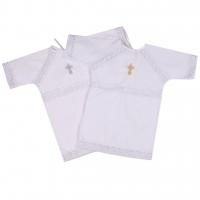 Крестильная рубашка ТМ Ангелочки 704