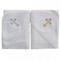 Полотенце для крещения ТМ Ангелочки 7100