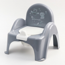 Горшок-стул Совы Tega Baby