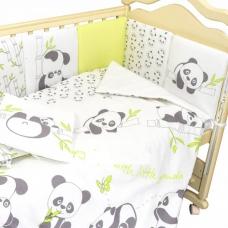 """Комплект в кровать ТМ L'Abeille """"Панды"""""""