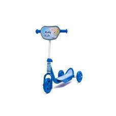 Самокат 3-х колёсный Moby Kids - Мечта 64638