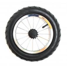 Колесо для коляски помповое