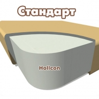 "Матрац ""Стандарт Холлкон"" ТМ Багира"
