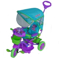 "Велосипед 3-х колёсный ""Family"" Лунтик SF-9598E-UY"