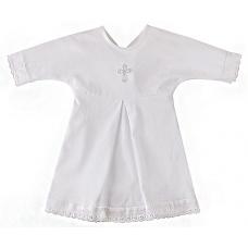 Крестильная рубашка 0135 ТМ Наша Мама