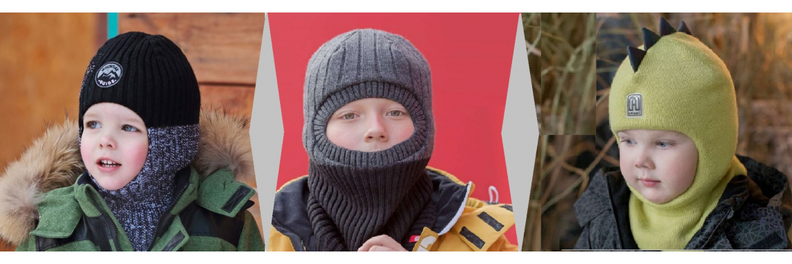 Шлемы зима 2020